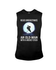 Never Underestimate Sleeveless Tee thumbnail