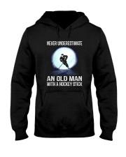 Never Underestimate Hooded Sweatshirt thumbnail