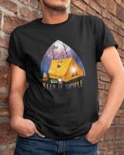 Keep It Simple Classic T-Shirt apparel-classic-tshirt-lifestyle-26