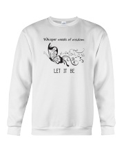 Let It Be 1 Crewneck Sweatshirt thumbnail