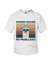Spanish Teacher Youth T-Shirt thumbnail