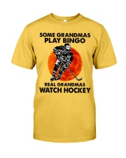 Some Grandmas Play Bingo Classic T-Shirt front