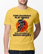Some Grandmas Play Bingo Classic T-Shirt lifestyle-mens-crewneck-front-13