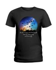 Blackbird Singing In The Dead  Ladies T-Shirt thumbnail