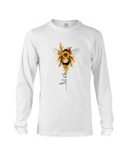 Let It Be Bee Flower Long Sleeve Tee thumbnail