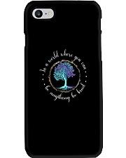 Be Kind Phone Case thumbnail