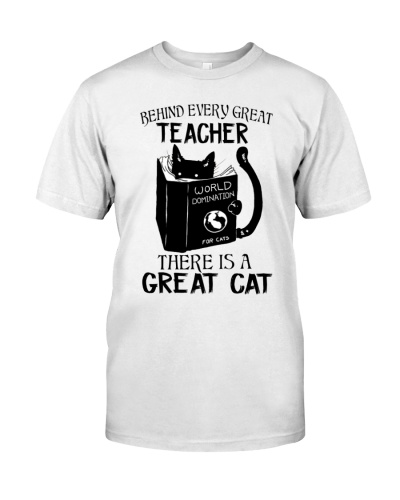 There Is A Great Cat