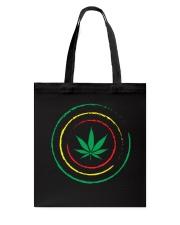 Cannabis Tote Bag thumbnail