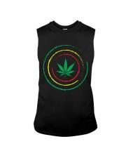 Cannabis Sleeveless Tee thumbnail