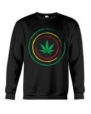 Cannabis Crewneck Sweatshirt thumbnail