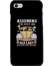 I Am Just An Old Lady Phone Case thumbnail