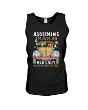 I Am Just An Old Lady Unisex Tank thumbnail