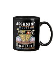 I Am Just An Old Lady Mug thumbnail