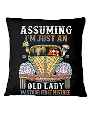 I Am Just An Old Lady Square Pillowcase thumbnail