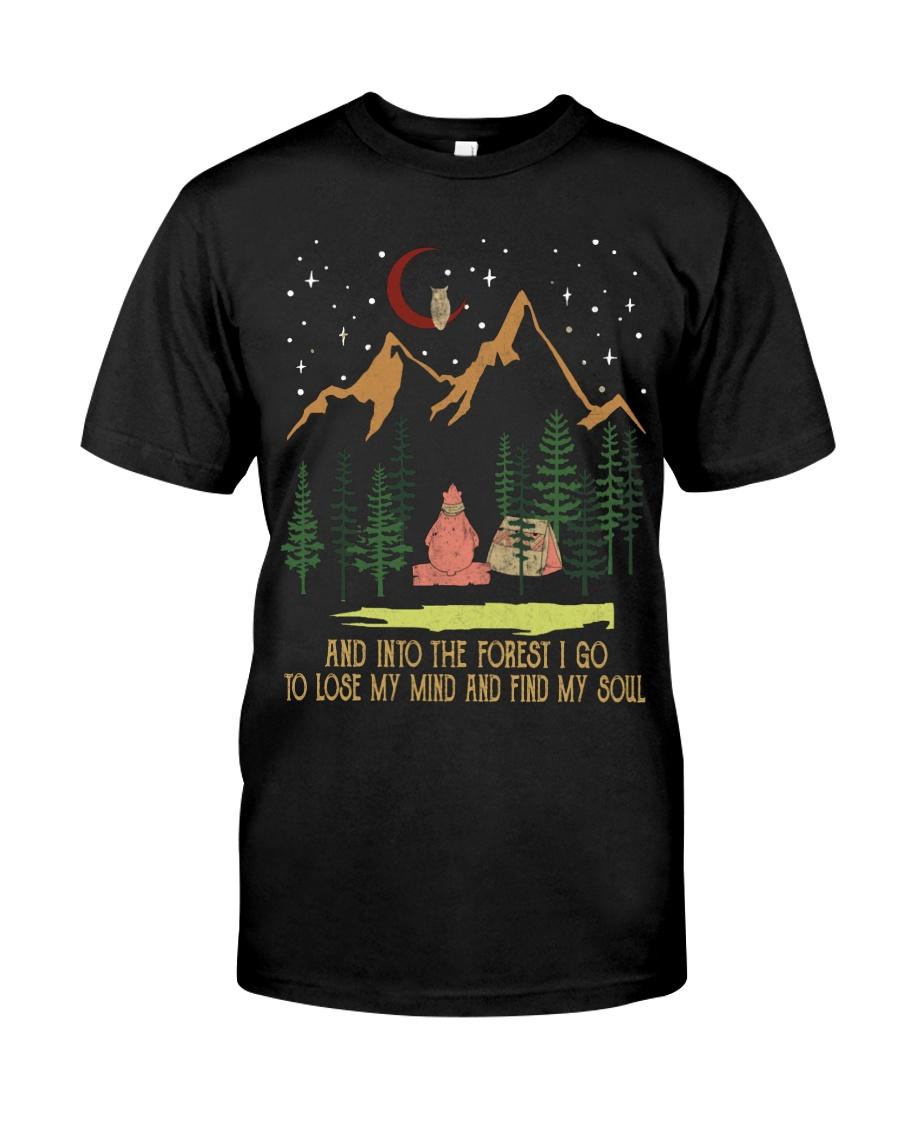 Find My Soul Classic T-Shirt