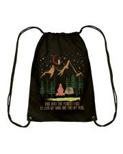 Find My Soul Drawstring Bag thumbnail
