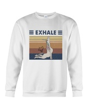 Exhaule Crewneck Sweatshirt thumbnail