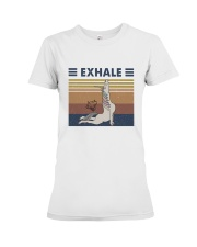 Exhaule Premium Fit Ladies Tee thumbnail