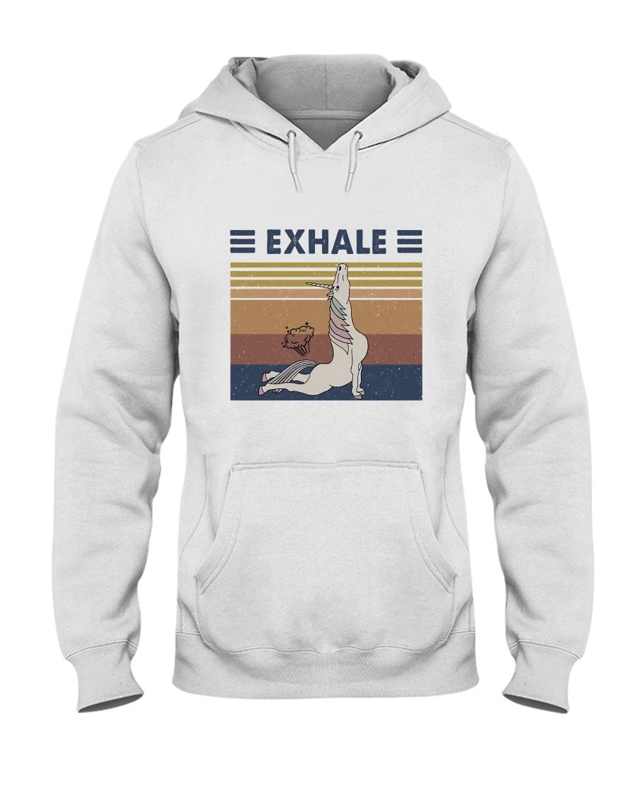 Exhaule Hooded Sweatshirt