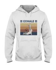 Exhaule Hooded Sweatshirt front