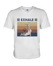 Exhaule V-Neck T-Shirt thumbnail
