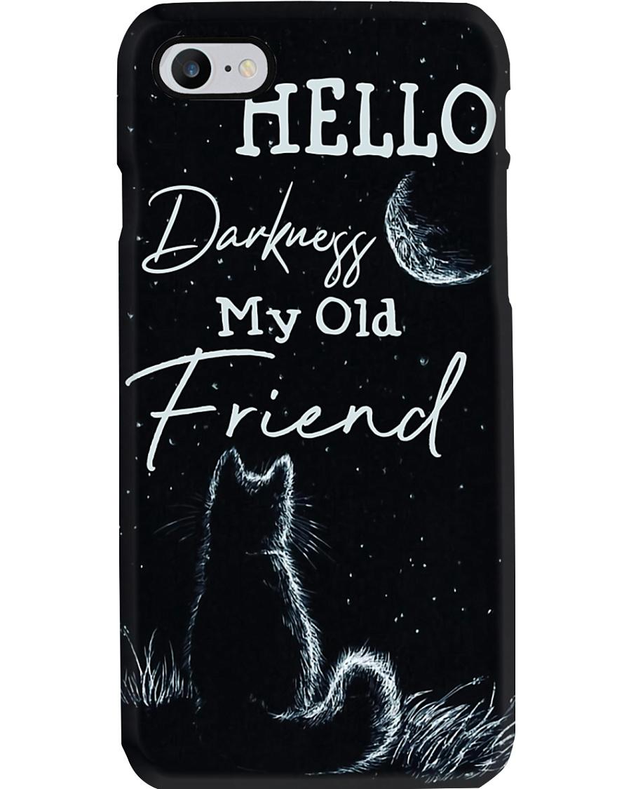Hello Darkness Phone Case