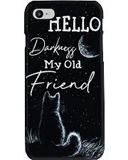 Hello Darkness Phone Case i-phone-7-case