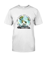 Myself What A Wonderful World 7 Classic T-Shirt thumbnail