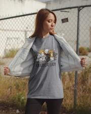 Crazy Cat Lady Classic T-Shirt apparel-classic-tshirt-lifestyle-07