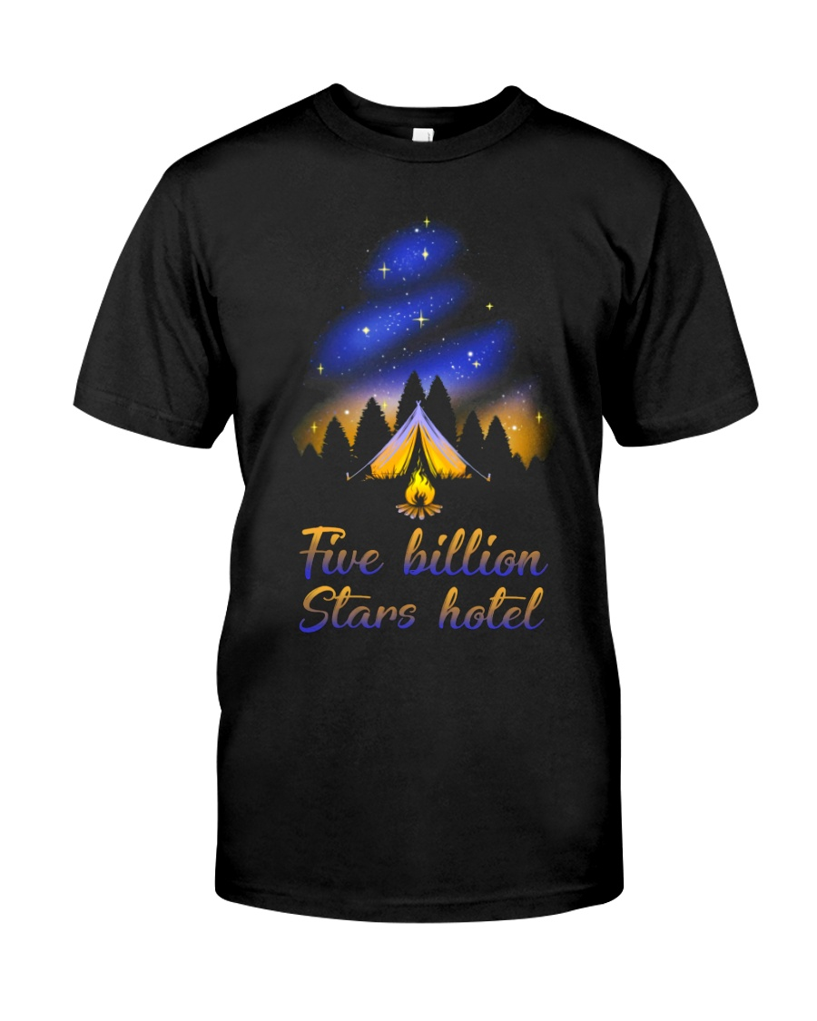 Five Billion Stars Hotel Classic T-Shirt