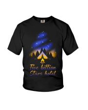 Five Billion Stars Hotel Youth T-Shirt thumbnail