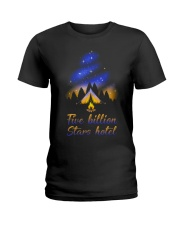 Five Billion Stars Hotel Ladies T-Shirt thumbnail