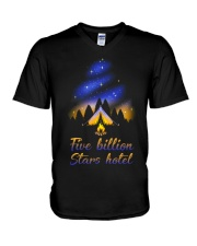 Five Billion Stars Hotel V-Neck T-Shirt thumbnail