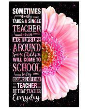 Teacher Be That Teacher Everday 11x17 Poster front