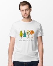 And Into The Forest I Go Classic T-Shirt lifestyle-mens-crewneck-front-15