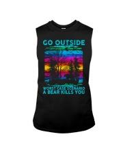 Go Outside Sleeveless Tee thumbnail