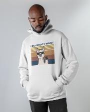 I Do What I Want Hooded Sweatshirt apparel-hooded-sweatshirt-lifestyle-front-09