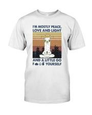 Love And Light Classic T-Shirt thumbnail