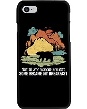 Not All Who Wander Are Lost Phone Case thumbnail