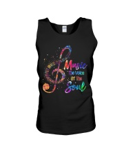 Music The Voice Of The Soul Unisex Tank thumbnail