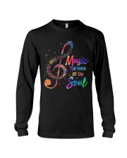 Music The Voice Of The Soul Long Sleeve Tee thumbnail