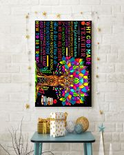 Why God Made Teacher 11x17 Poster lifestyle-holiday-poster-3
