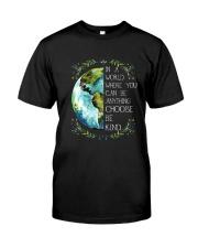 Choose Be Kind Hippie A0112 Classic T-Shirt thumbnail