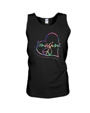 All The People Living Life In Peace Unisex Tank thumbnail