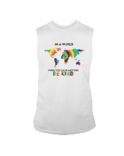 You Can Be Anything Be Kind  Sleeveless Tee thumbnail