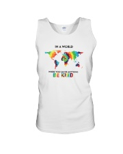 You Can Be Anything Be Kind  Unisex Tank thumbnail