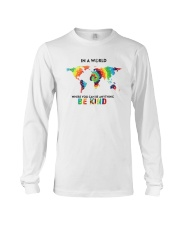 You Can Be Anything Be Kind  Long Sleeve Tee thumbnail