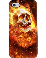 Hot Skull Phone Case i-phone-7-case