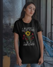 Be A Sunflower Classic T-Shirt apparel-classic-tshirt-lifestyle-08