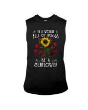 Be A Sunflower Sleeveless Tee thumbnail